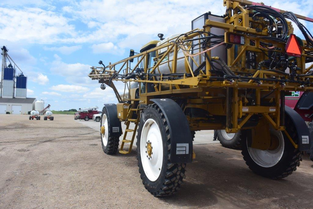 Alliance 363 sprayer 2