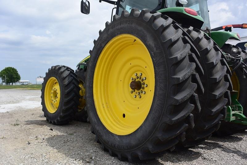 MFWD tractor_Alliance 354 Agriflex_1 hs-1