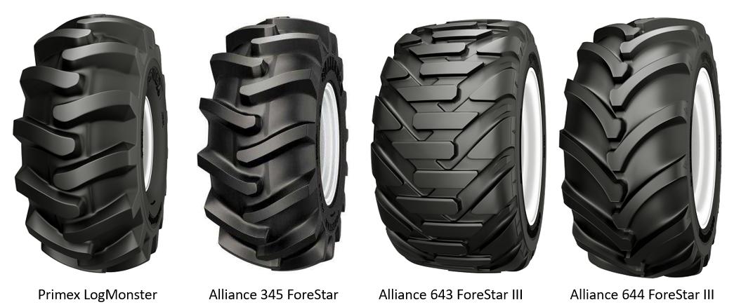 Tube vs Tubless Tire Lineup